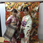 今日も大人気の嵯峨嵐山へ♪2016年11月4日3
