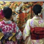 仲良し姉妹!着物レンタルで八坂庚申堂へ♪2016年11月5日5
