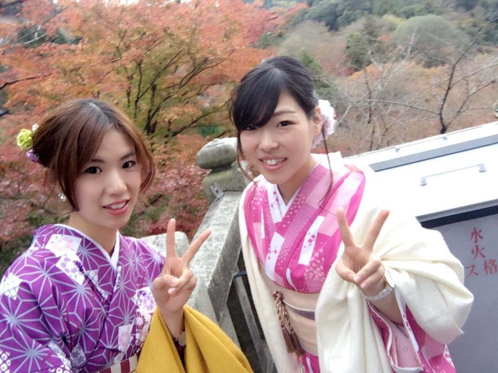 京都の紅葉は観光客でいっぱいです!2016年11月26日33