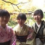 昼も夜も京都の紅葉真っ盛り!2016年11月19日22