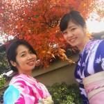 やはり大人気!着物レンタルで八坂庚申堂へ!2016年11月23日45