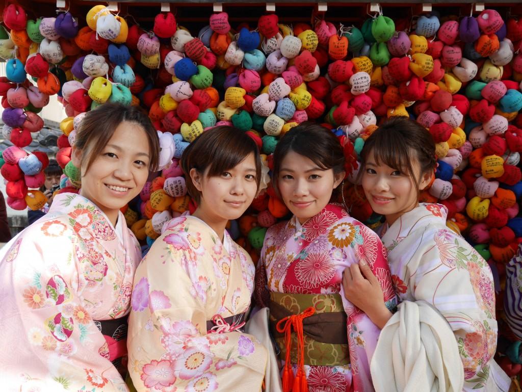 やはり大人気!着物レンタルで八坂庚申堂へ!2016年11月23日30