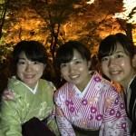 昼も夜も京都の紅葉真っ盛り!2016年11月19日26