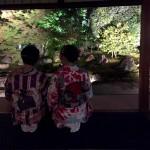 親子で着物レンタル!東福寺などへ♪2016年11月7日7