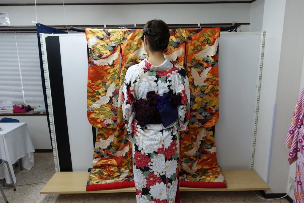 京都の紅葉は観光客でいっぱいです!2016年11月26日28