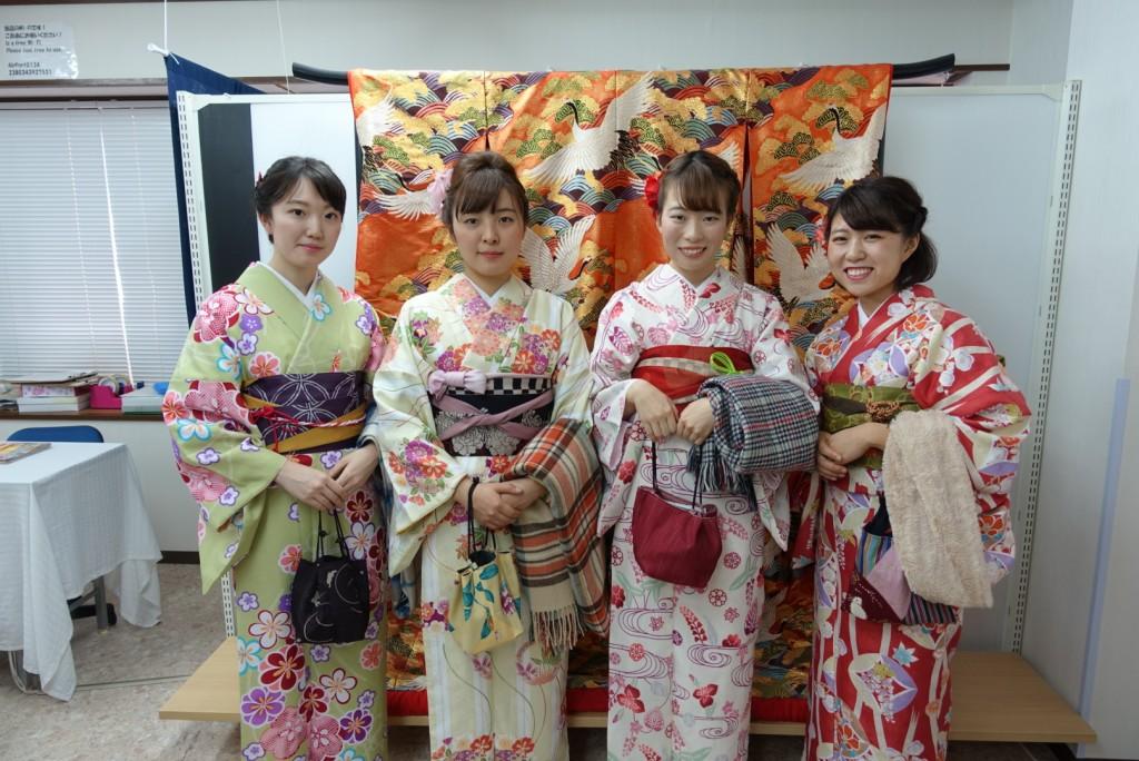 羽織いらずの良いお天気!東山を人力車で♪2016年11月30日9