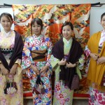 ベトナムから着物レンタルで祇園・先斗町を散策♪2016年11月17日3
