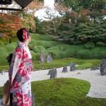 親子で着物レンタル!東福寺などへ♪2016年11月7日5
