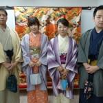 やはり大人気!着物レンタルで八坂庚申堂へ!2016年11月23日15
