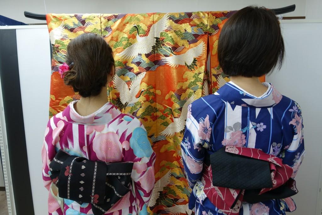 京都の紅葉は観光客でいっぱいです!2016年11月26日11