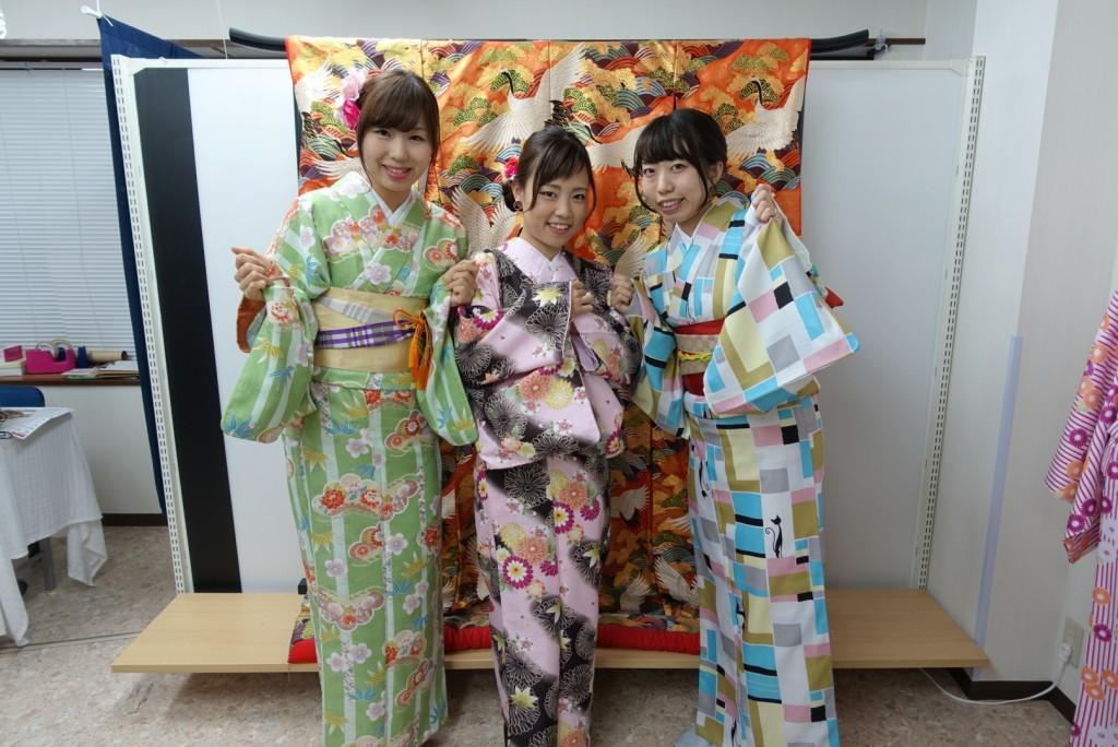 やはり大人気!着物レンタルで八坂庚申堂へ!2016年11月23日25