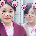 東北からの修学旅行生!京都で着物レンタル♪2016年12月5日4