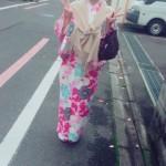 東北からの修学旅行生!京都で着物レンタル♪2016年12月5日6