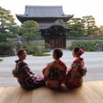 九州から着物レンタル❣日中は祇園❣夜は嵐山花灯路❣2016年12月9日4