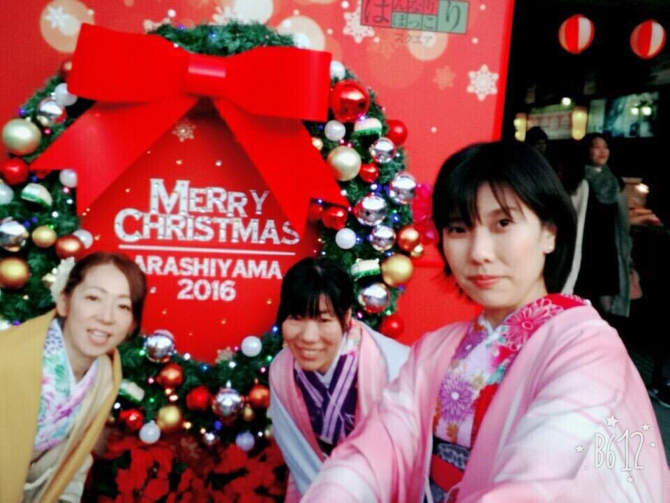 みんなで京都宇治 平等院鳳凰堂へ2016年12月24日13