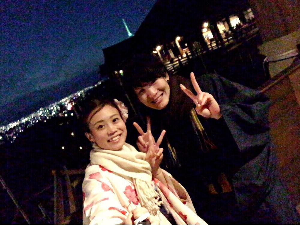 みんなで京都宇治 平等院鳳凰堂へ2016年12月24日21