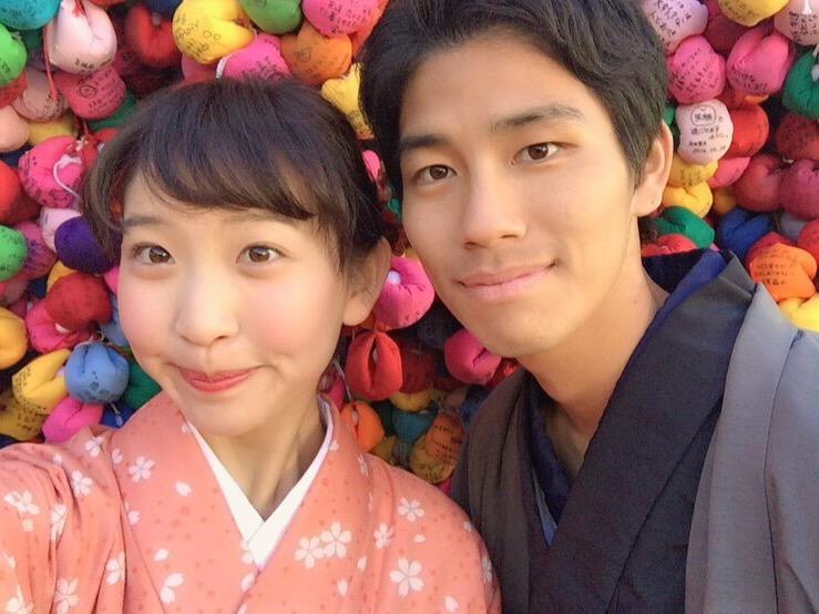 韓国から着物レンタル!京都で舞妓さんと❣2016年12月25日27