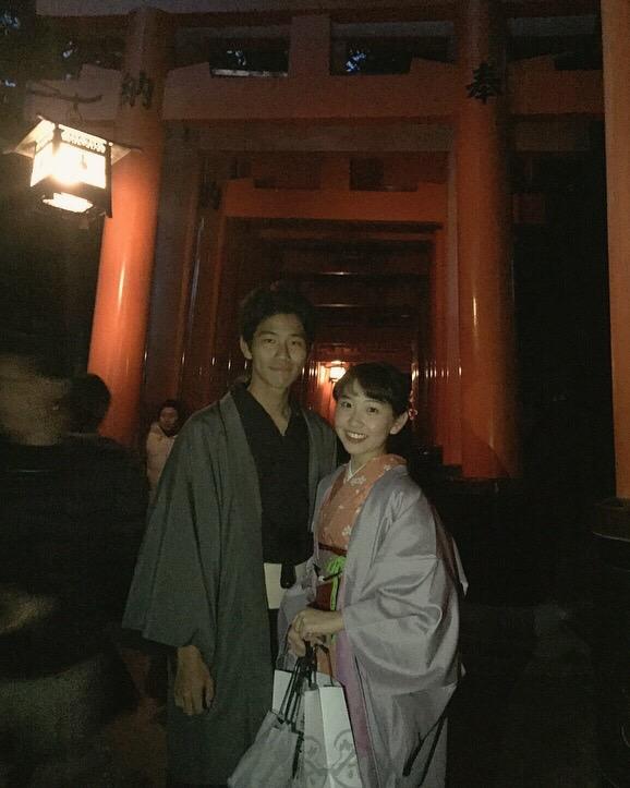 韓国から着物レンタル!京都で舞妓さんと❣2016年12月25日29
