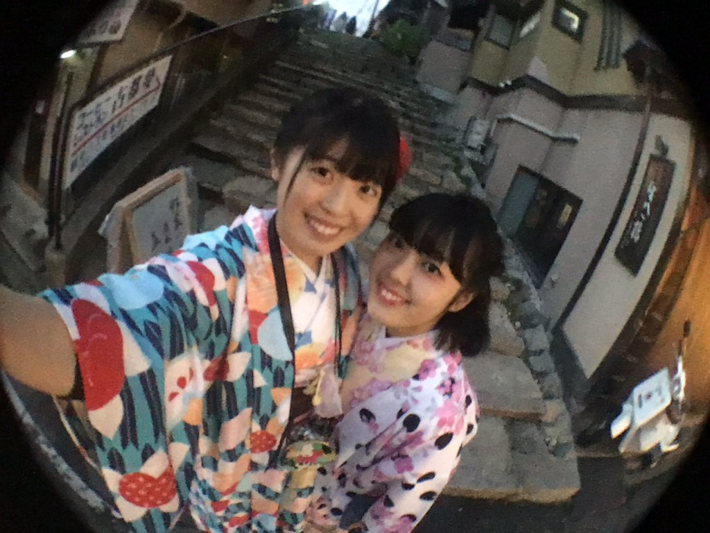 学生さん冬休み!愛知県から着物レンタル!2016年12月28日12