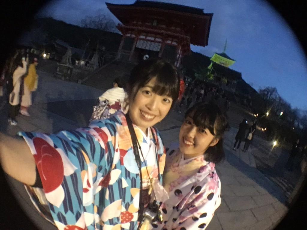 学生さん冬休み!愛知県から着物レンタル!2016年12月28日13