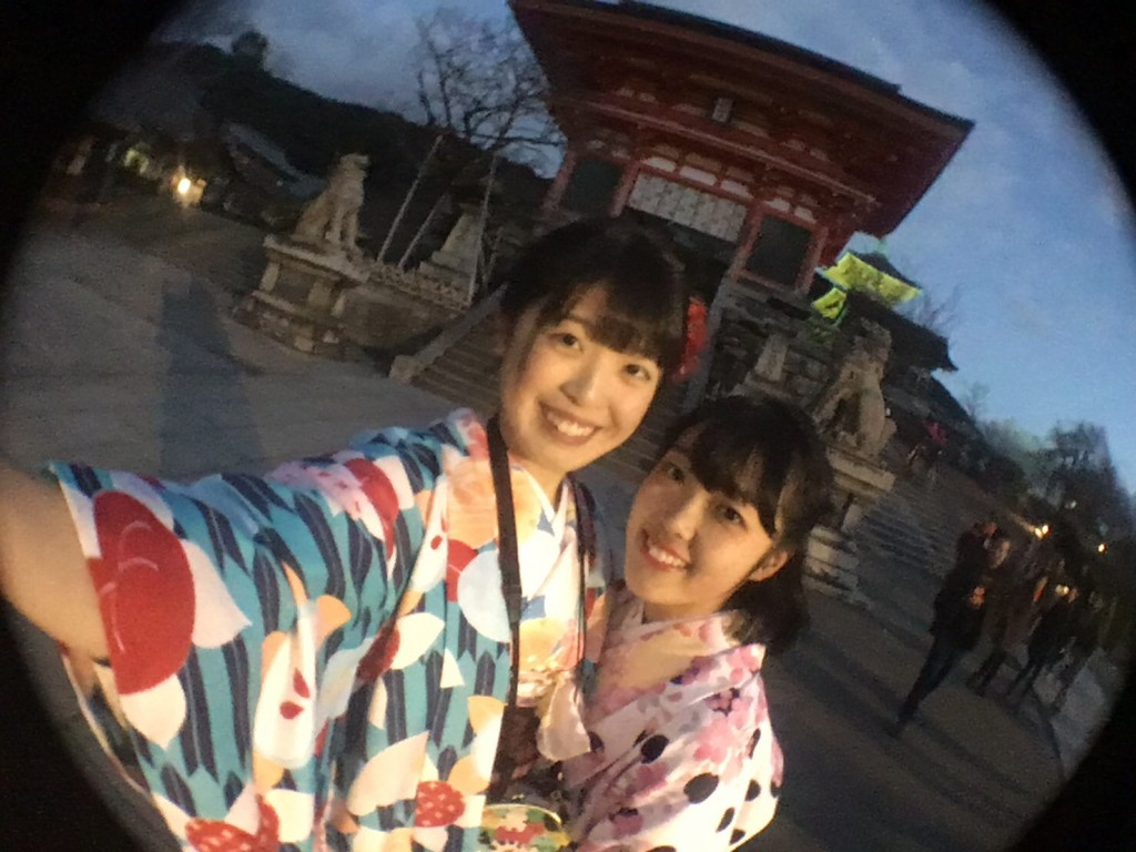 学生さん冬休み!愛知県から着物レンタル!2016年12月28日14