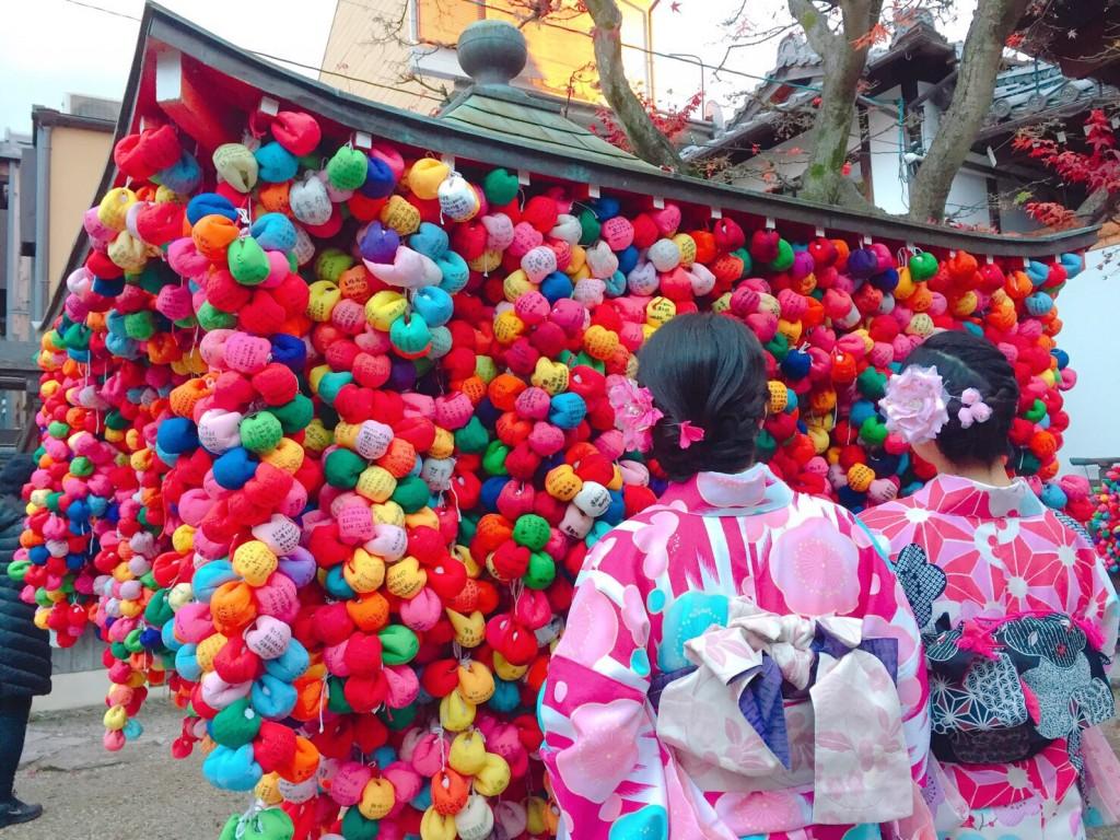 学生さん冬休み!愛知県から着物レンタル!2016年12月28日17