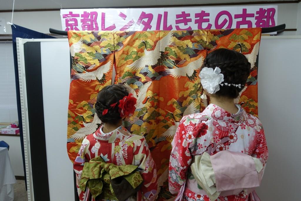 ホントに大人気!八坂庚申堂2016年12月23日2