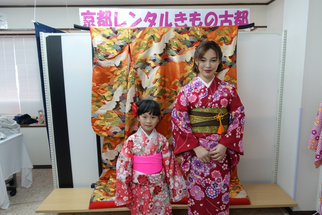 中国からのお客様❣着物レンタルで南禅寺へ♪2017年1月26日1