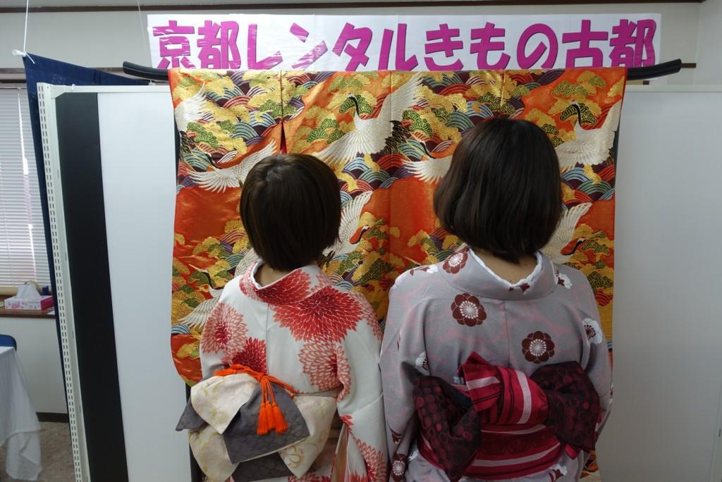本日も着物レンタルで京都カフェ・スイーツ巡り♪2017年1月29日2