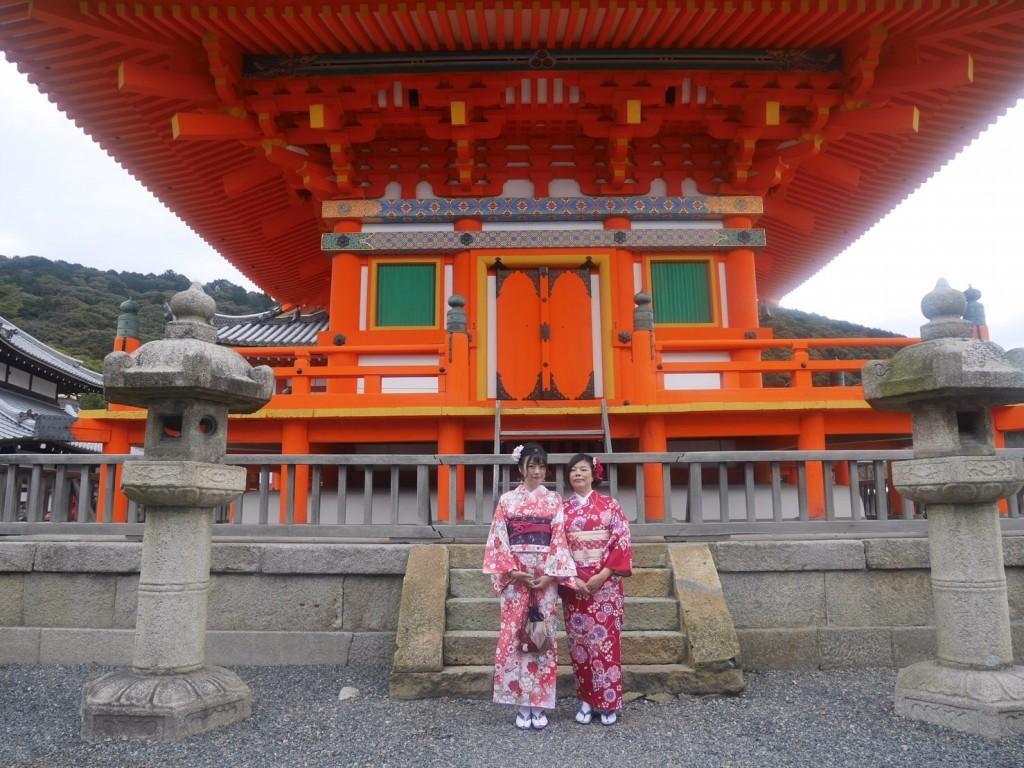 着物レンタルで冬の下鴨神社へ❢2017年1月31日24