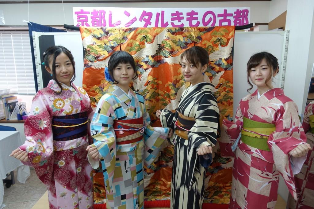 三年ぶりに皆で京都へ卒業旅行♪2017年2月27日4