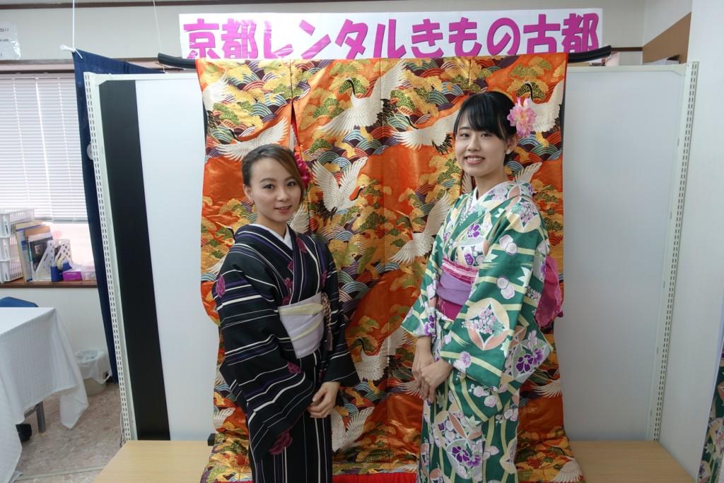 三年ぶりに皆で京都へ卒業旅行♪2017年2月27日13