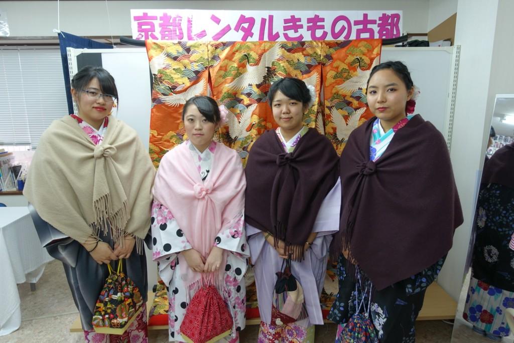 人気スポットは八坂庚申堂と伏見稲荷大社2017年2月21日6