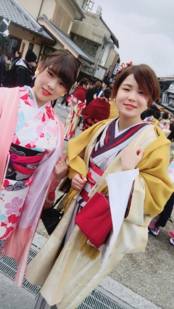人気スポットは八坂庚申堂と伏見稲荷大社2017年2月21日28