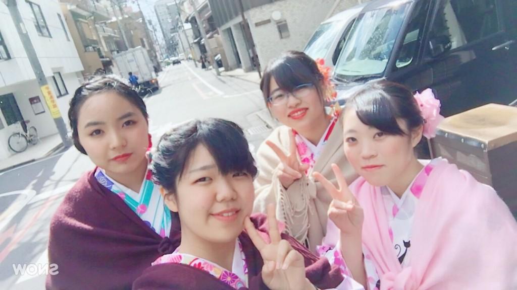 人気スポットは八坂庚申堂と伏見稲荷大社2017年2月21日33