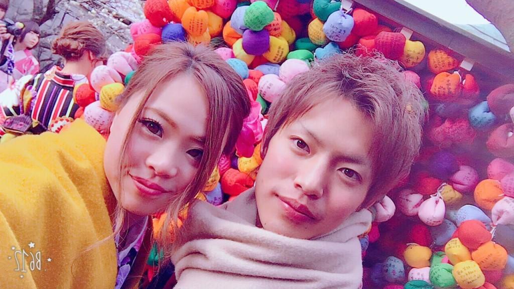 人気スポットは八坂庚申堂と伏見稲荷大社2017年2月21日30