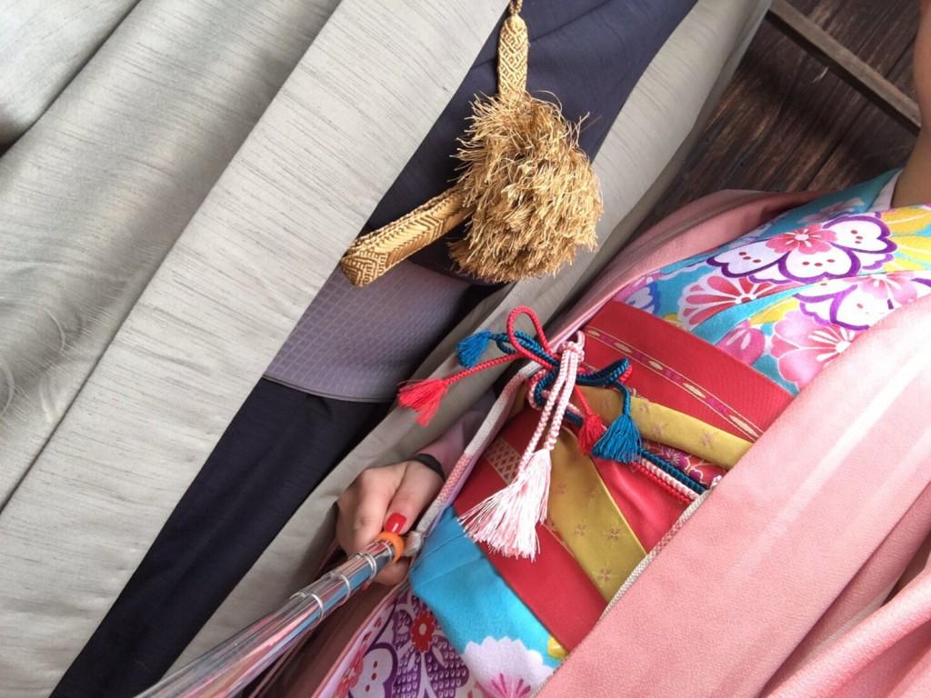 中国から日本の思い出に京都で着物レンタル♪2017年2月25日22