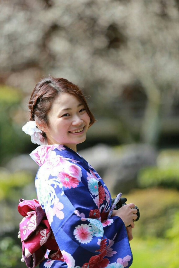 中国から日本の思い出に京都で着物レンタル♪2017年2月25日28