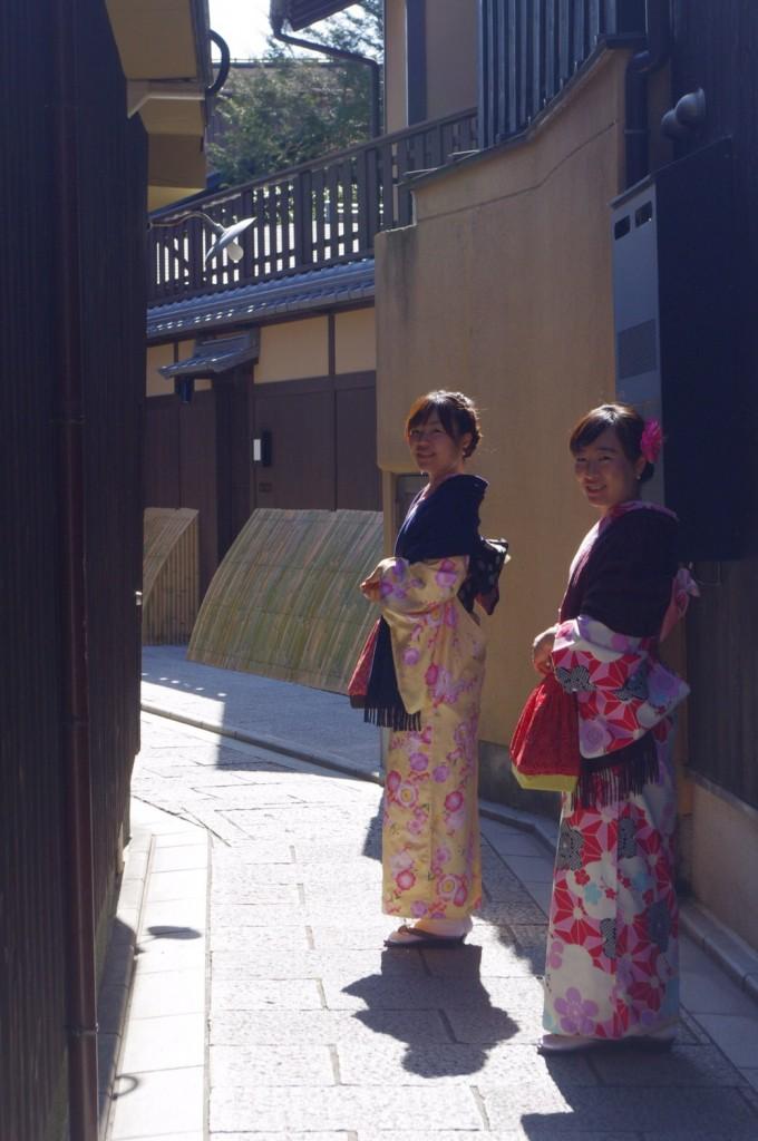 三年ぶりに皆で京都へ卒業旅行♪2017年2月27日28