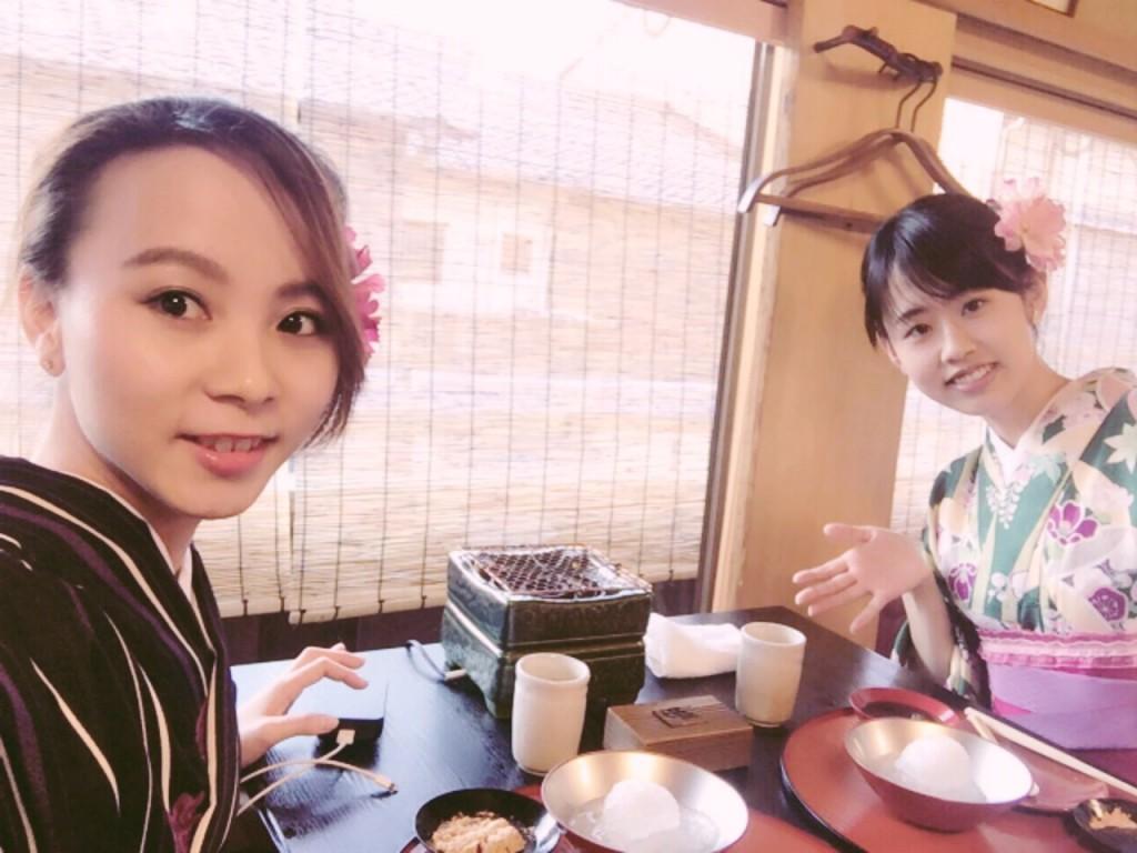 三年ぶりに皆で京都へ卒業旅行♪2017年2月27日31