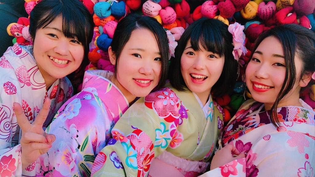 三年ぶりに皆で京都へ卒業旅行♪2017年2月27日36