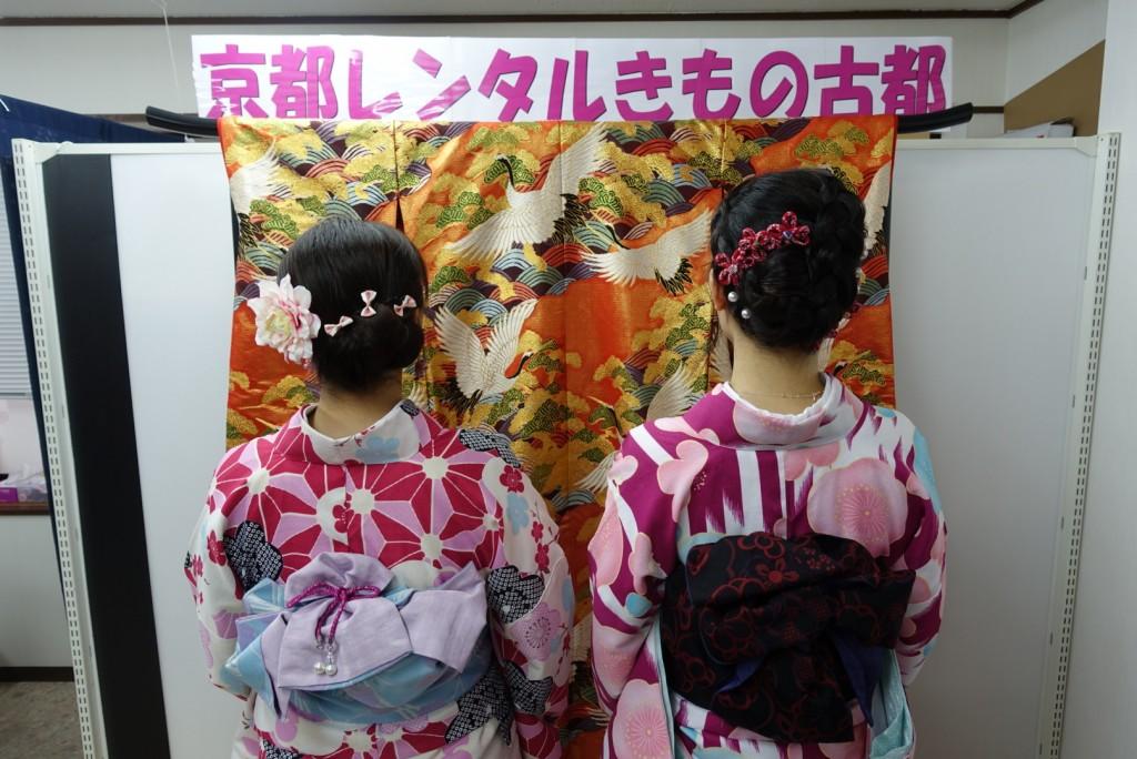 人気スポットは八坂庚申堂と伏見稲荷大社2017年2月21日2