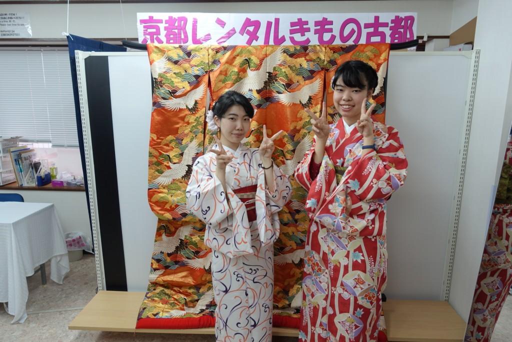 雨の京都 八坂庚申堂❣2017年2月20日1