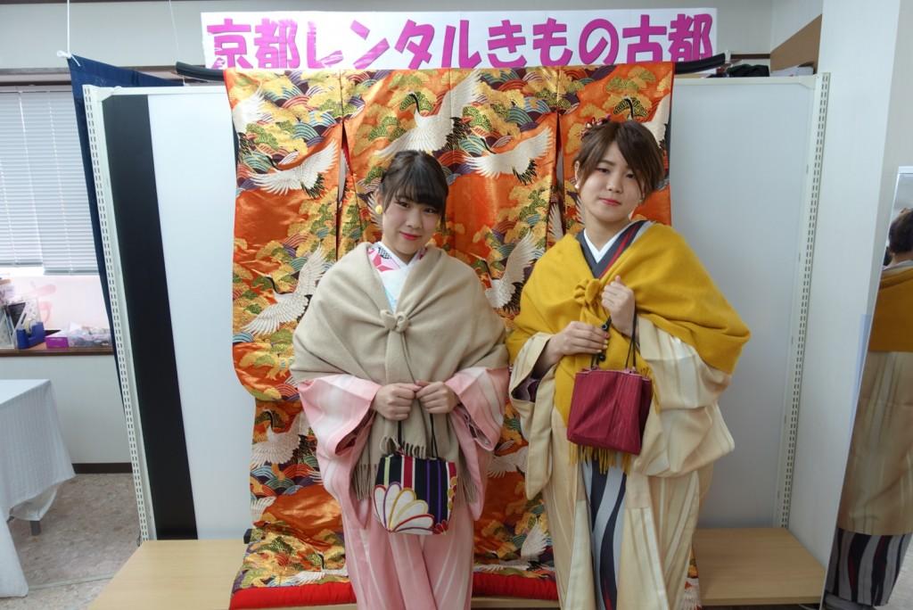 人気スポットは八坂庚申堂と伏見稲荷大社2017年2月21日9