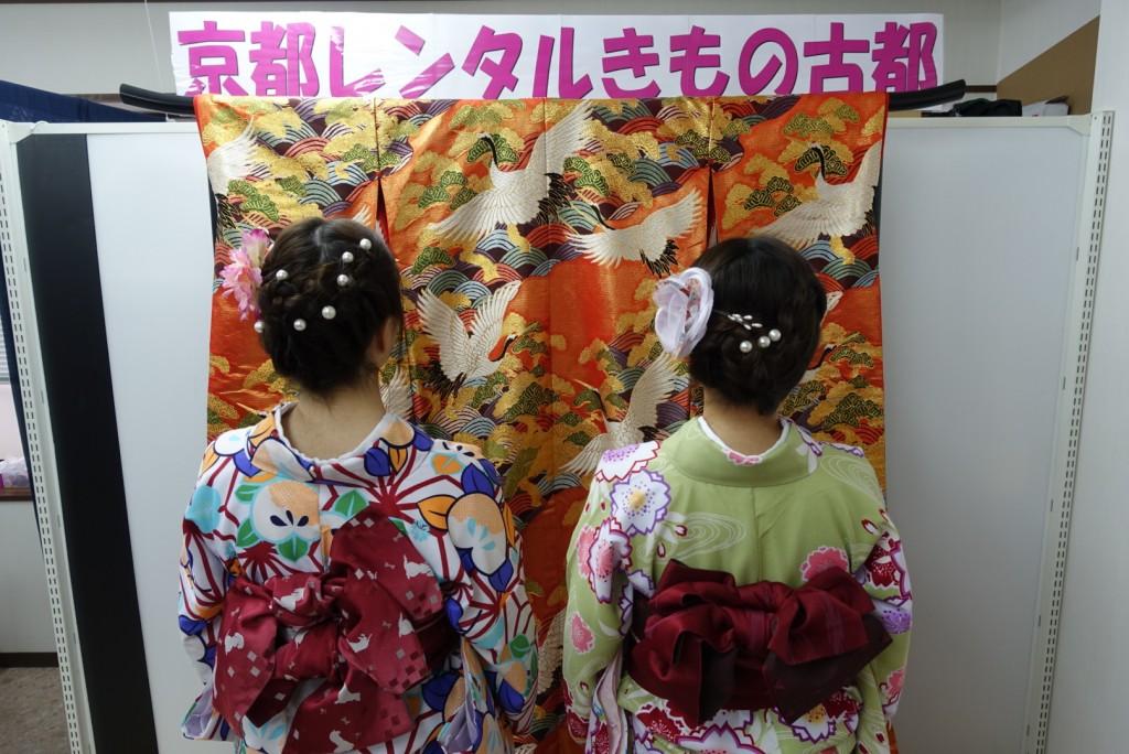 人気スポットは八坂庚申堂と伏見稲荷大社2017年2月21日14