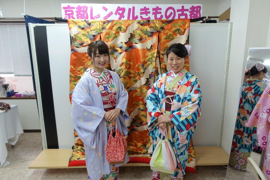 人気スポットは八坂庚申堂と伏見稲荷大社2017年2月21日15