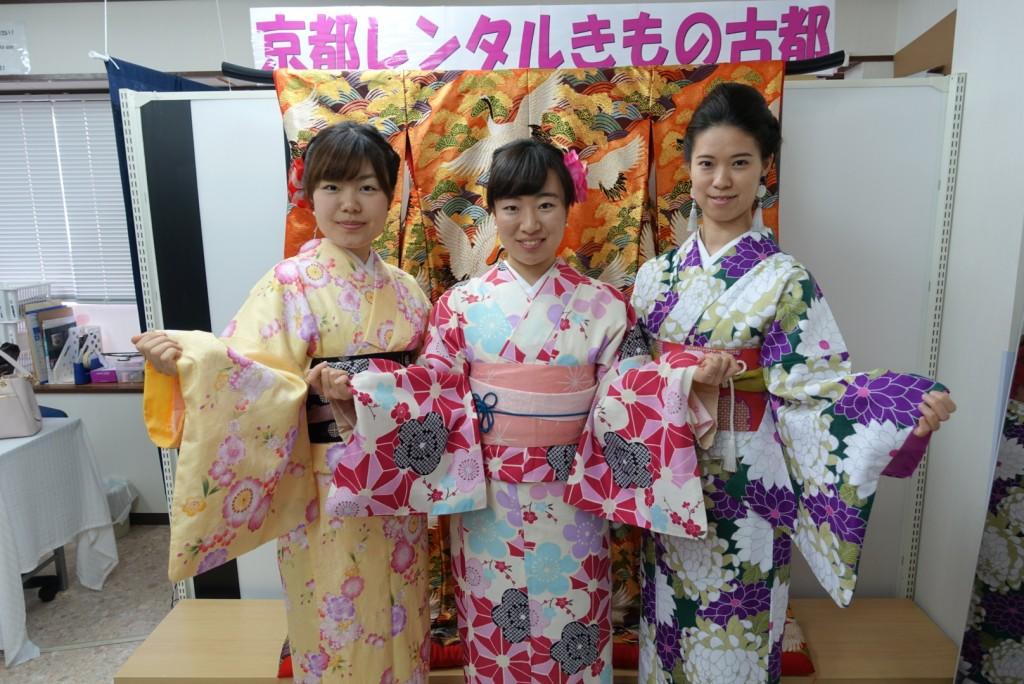 三年ぶりに皆で京都へ卒業旅行♪2017年2月27日1