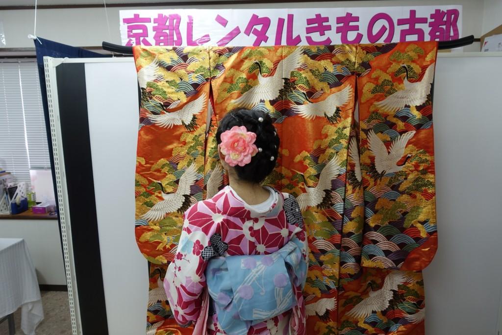 韓国からの留学生❣日本の学生と京都で思い出を❣2017年2月19日2