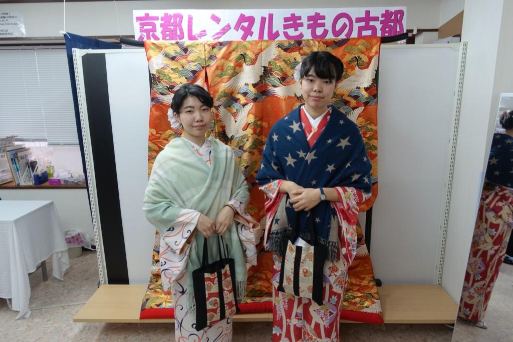 雨の京都 八坂庚申堂❣2017年2月20日3