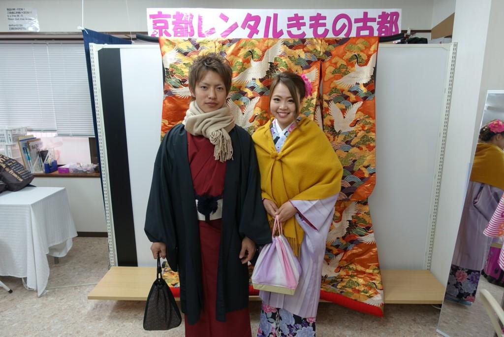 人気スポットは八坂庚申堂と伏見稲荷大社2017年2月21日18